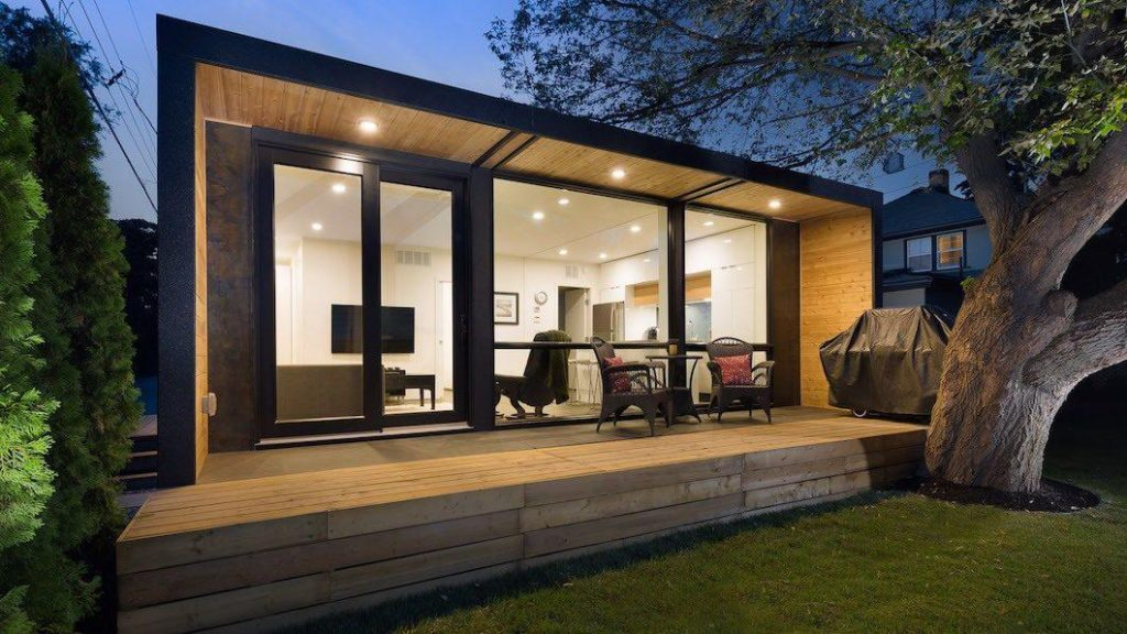 Shipping Container Tiny Home - Tiny House Blog