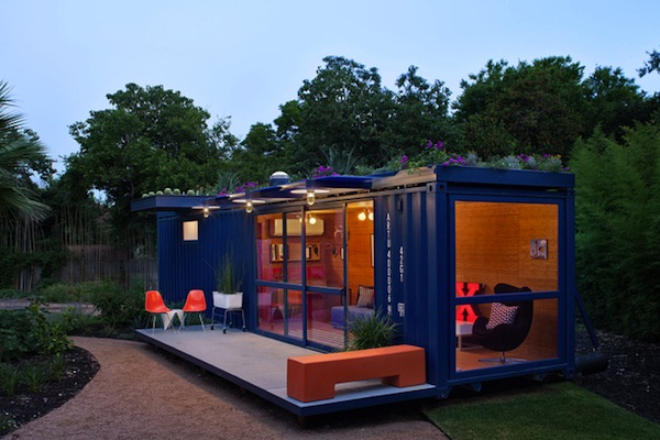 Shipping Container Tiny Home - Tiny House Talk